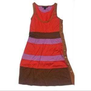 Marc by Marc Jacobs Color Block Tank Dress Size 6